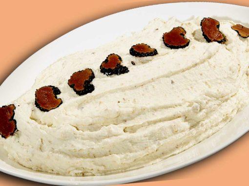 Condimento fresco aroma al tartufo