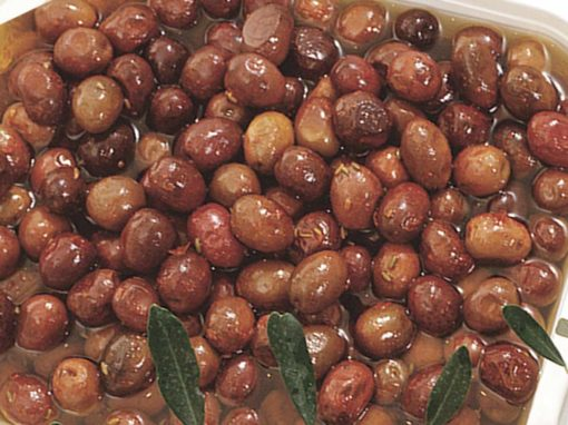 Olive nere greche